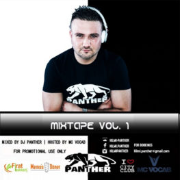 MIXTAPE VOL. 1 – HOSTED BY MC VOCAB