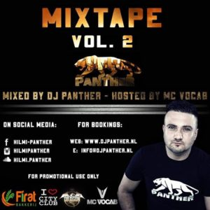 Mixtape Vol. 2 – Hosted By MC Vocab